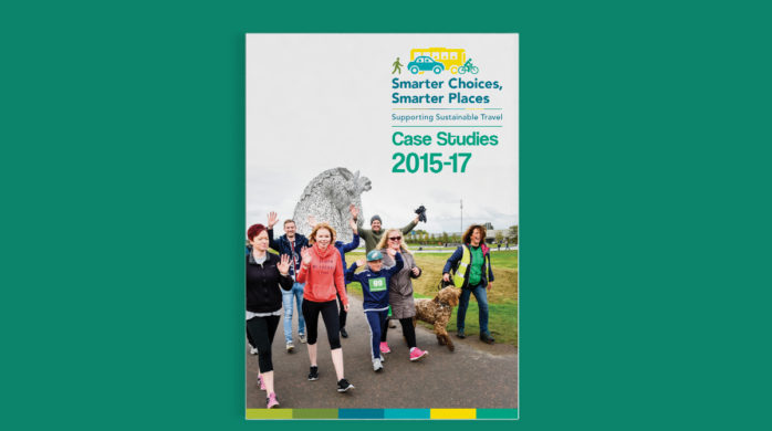 Paths for All case studies on Smarter Choices Smarter Places