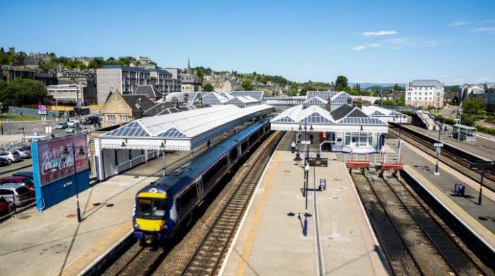 Stirling train station